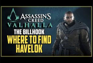 AC Valhalla Billhook Location