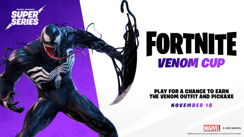 Fortnite Venom Bundle