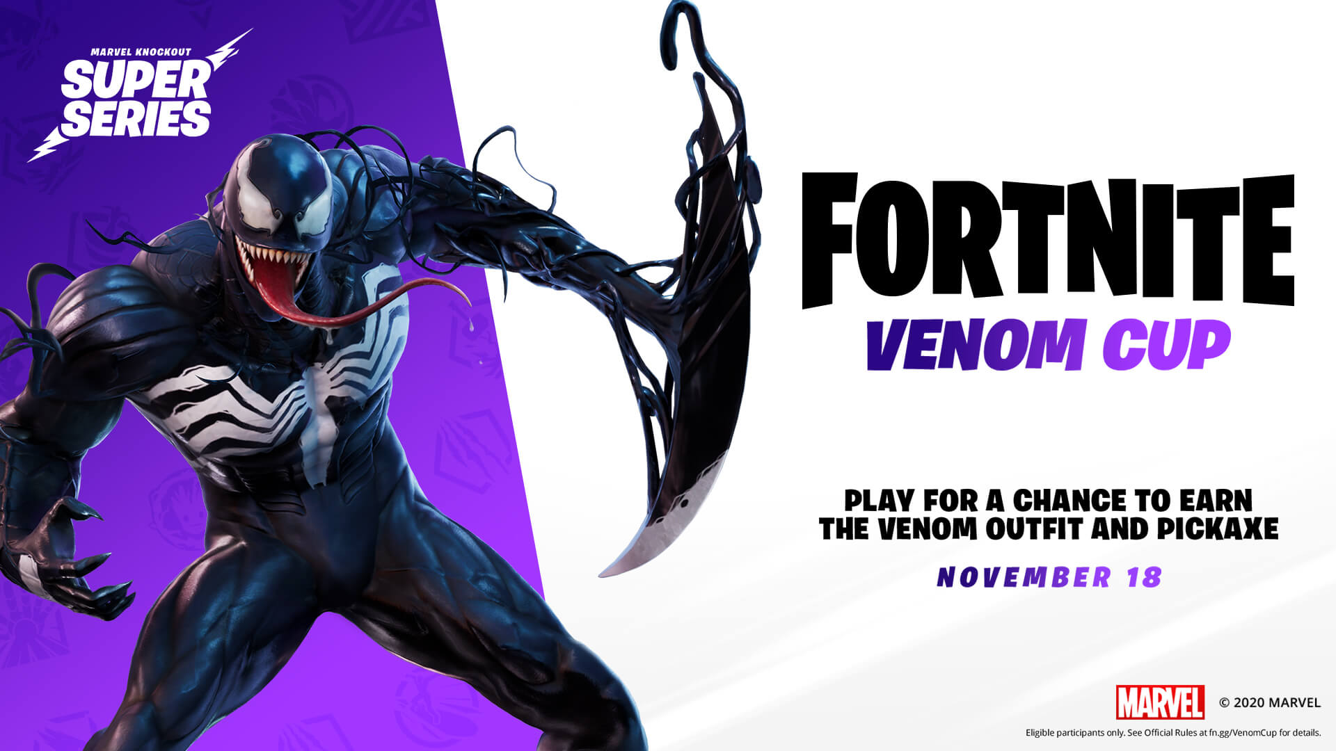 Fortnite Venom Bundle