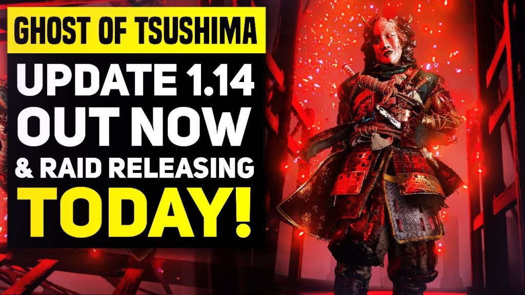 Ghost Of Tsushima 1.14 Patch Notes