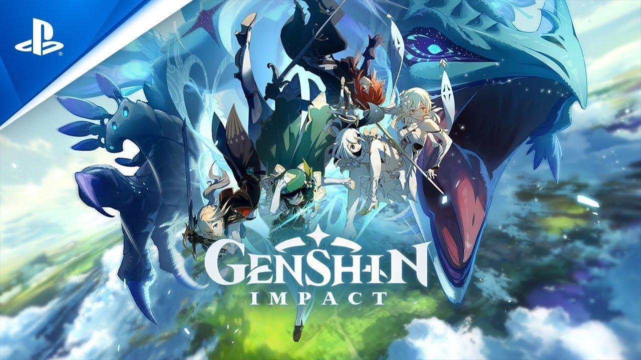 Genshin Impact Alice