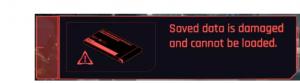 Prompt of Cyberpunk 2077