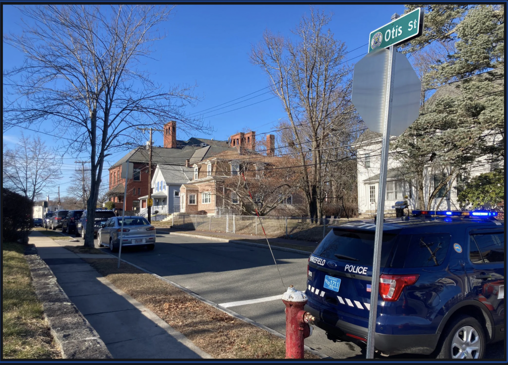 DA: Man shot by police after woman found dead at Wakefield home