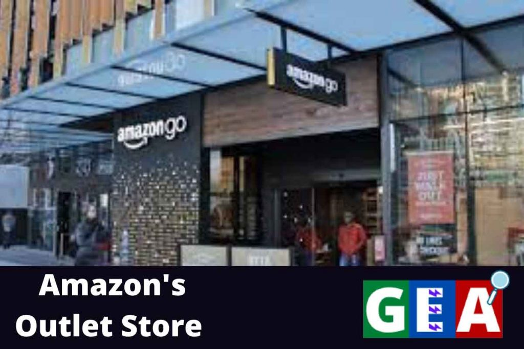 Amazon's Outlet Store