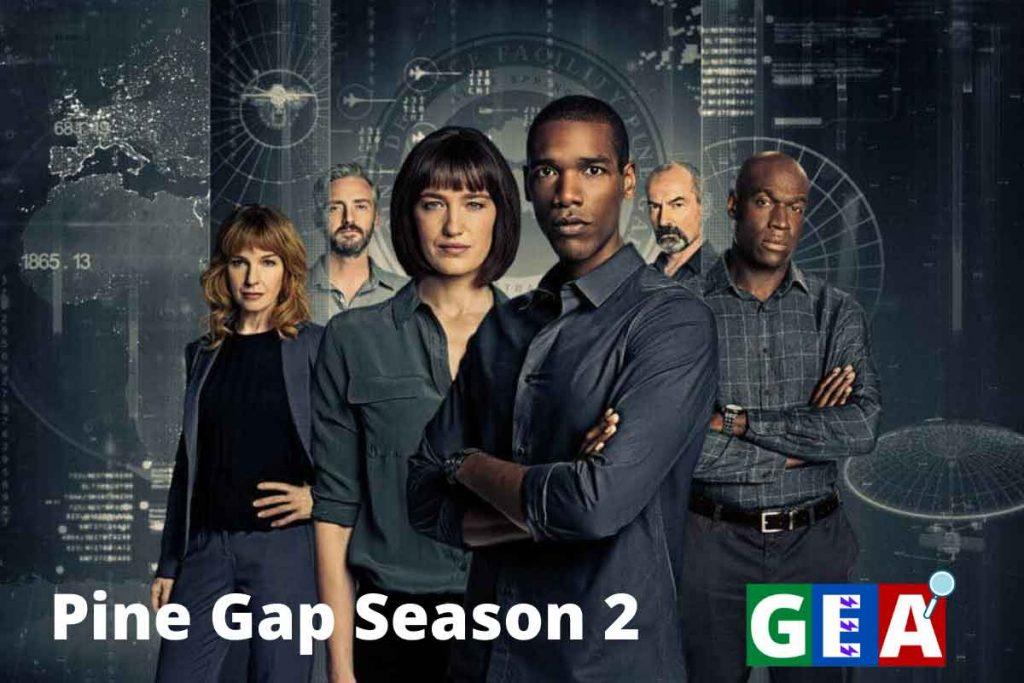 Pine Gap Season 2