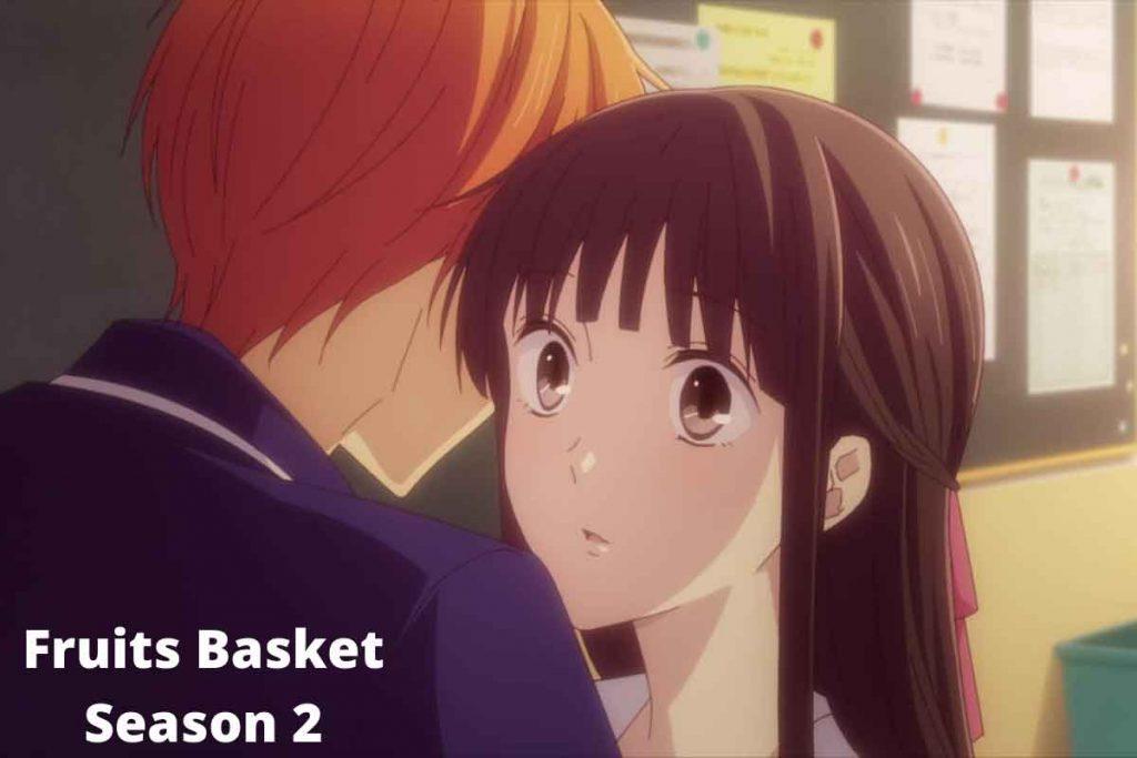 Fruits Basket Season 2