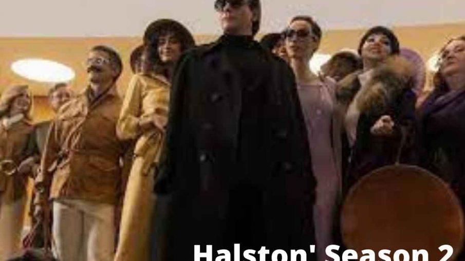 Halston' Season 2