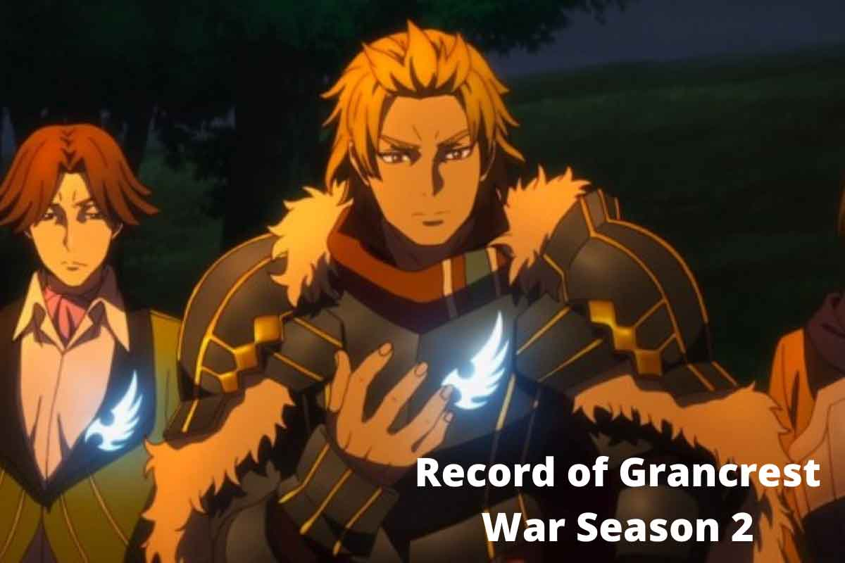 Record-of-Grancrest-War-Season-2