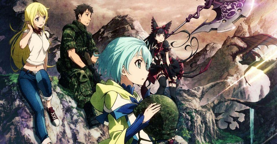 gate anime season 3