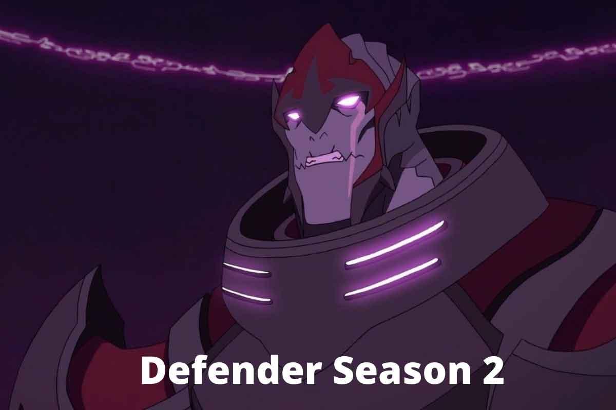 Defender Season 2