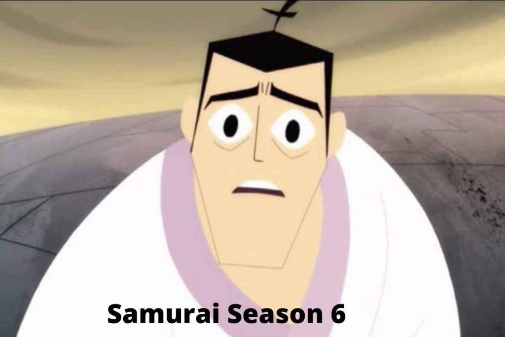 Samurai Season 6
