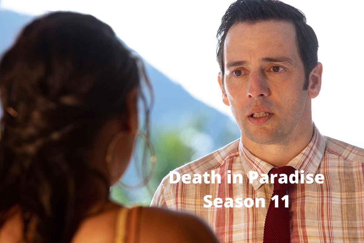 Death in Paradise Season 11