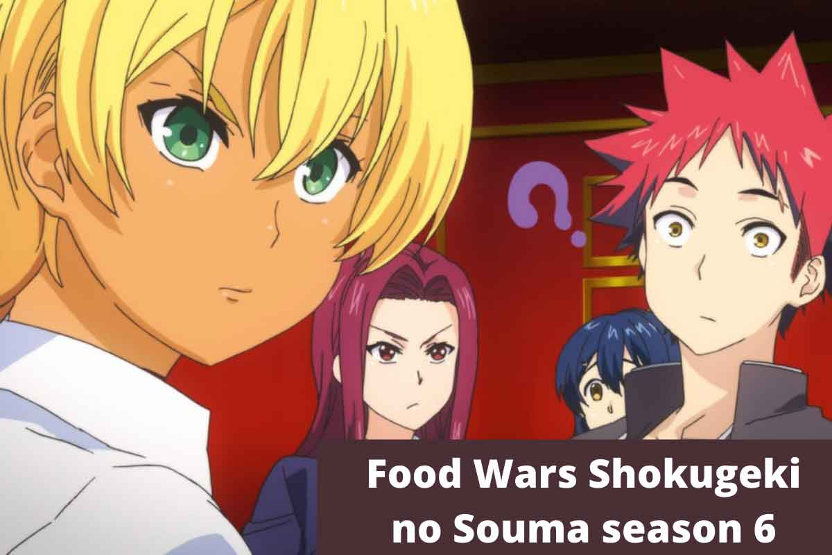 No Soma Season 6