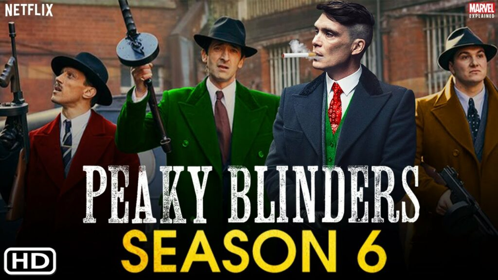 Peaky Blinders Season 6