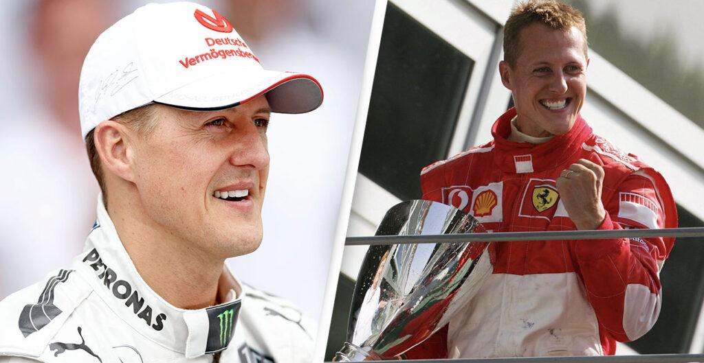 Schumacher's Friend Gives Rare Updates