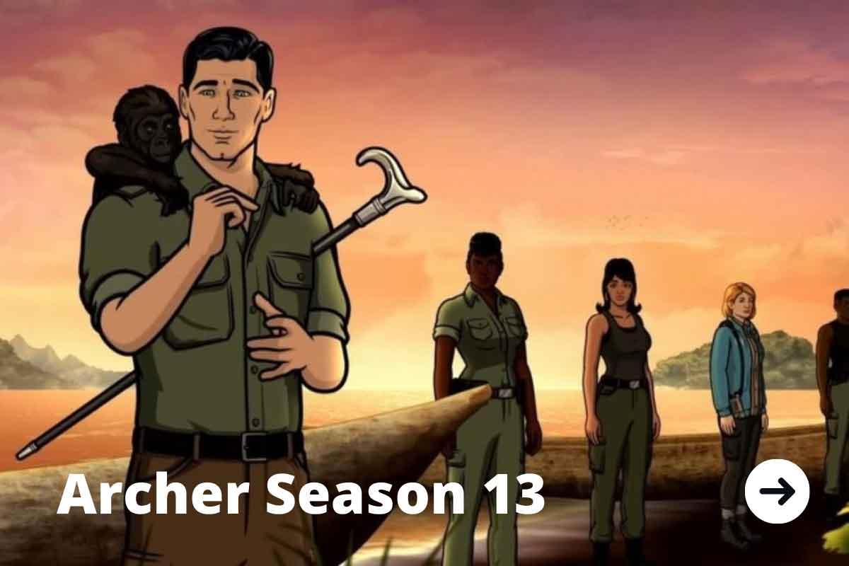 Archer Season 13