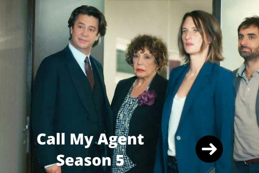 Call My Agent Season 5