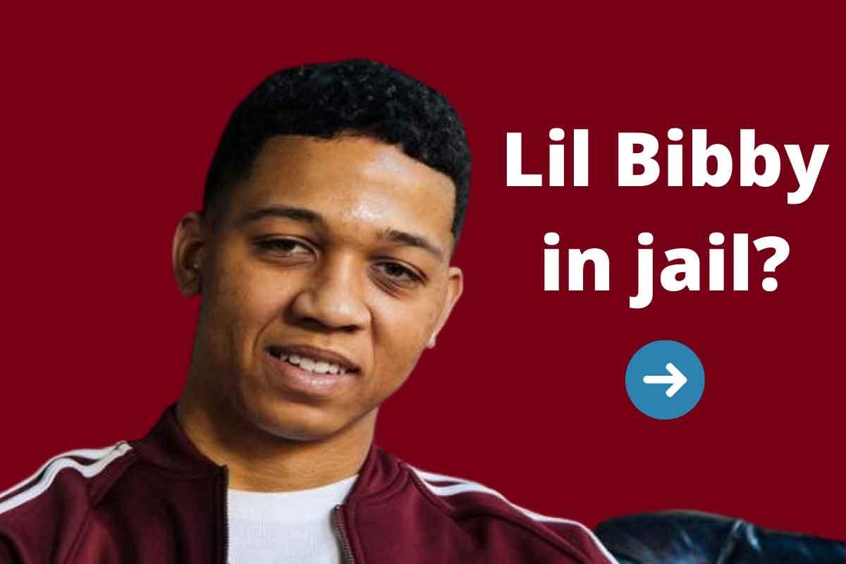 Lil Bibby in jail