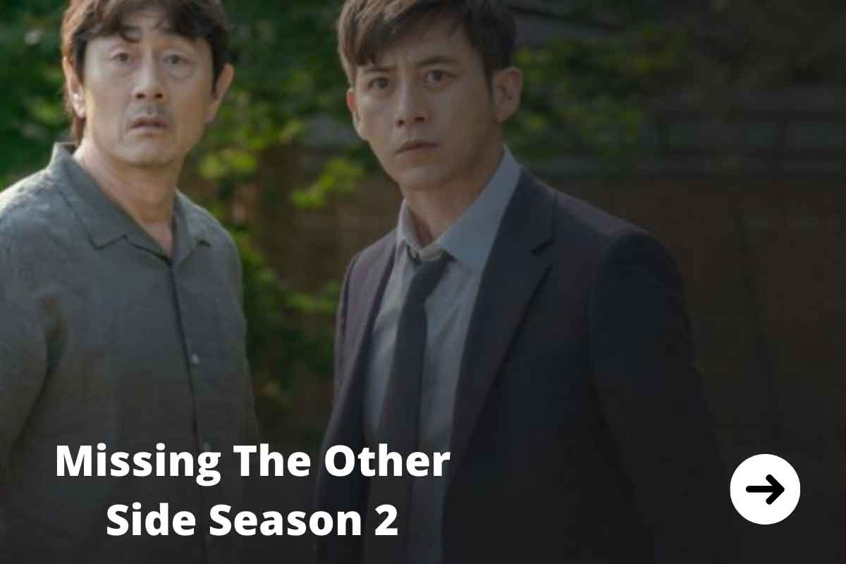 Missing: The Other Side Season 2