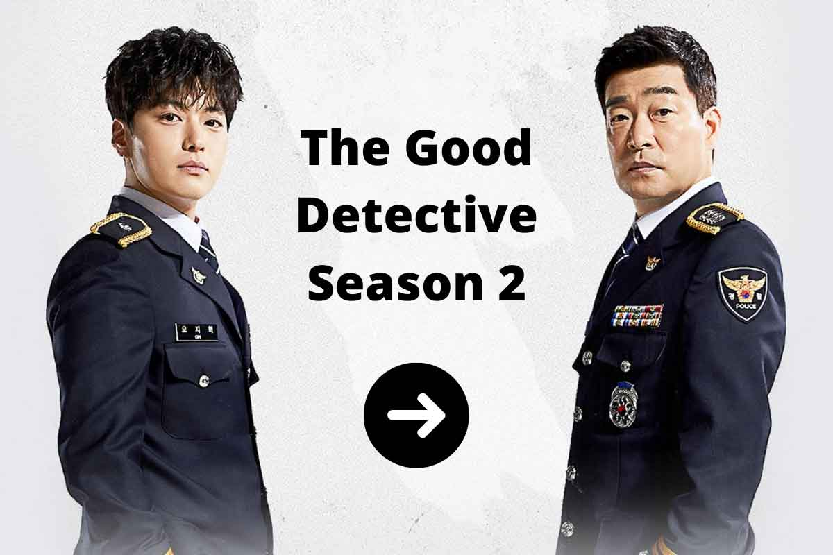 The Good Detective Season 2