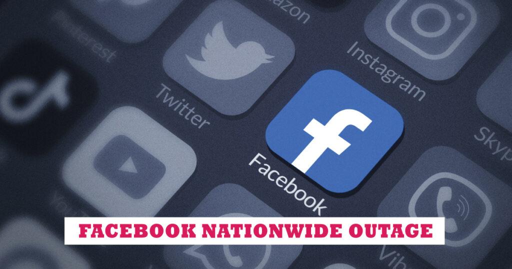 Facebook Outage Sends QAnon